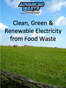 Renewable Electricity from Food Waste
