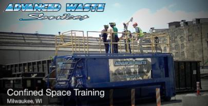 Confined Space Training Simulator Milwaukee
