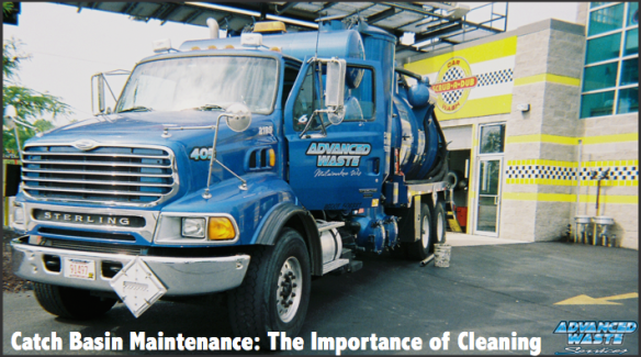 Catch Basin Maintenance
