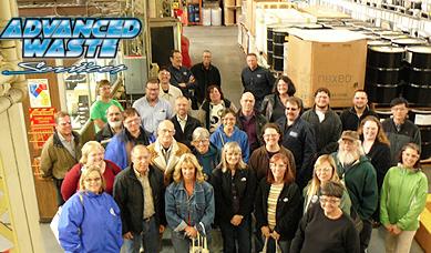 Advanced Waste Services Tour