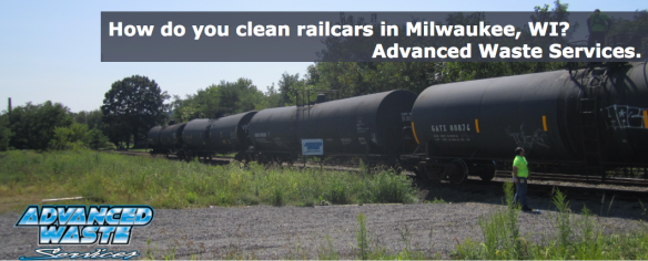 Railcar Cleaning Milwaukee