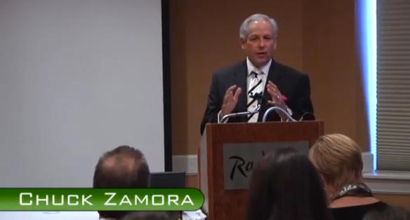 Chuck Zamora Leadership