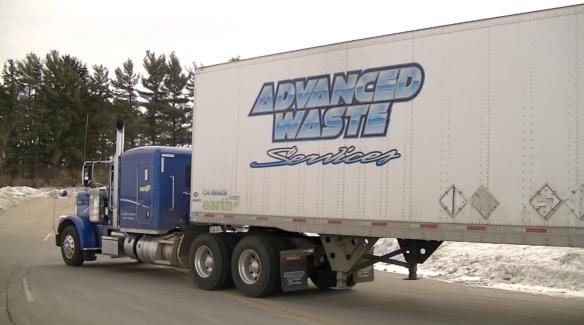 AWS Van Trailer