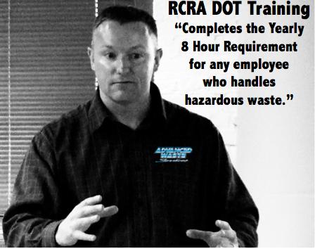RCRA DOT Training