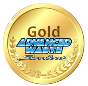 Advanced Waste Services wins Gold Award for Wastewater Treatment