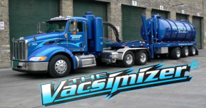 VacSimizer does the work of 2 trucks