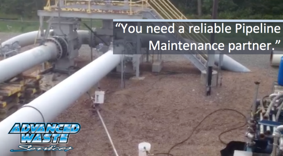 You need a reliable Pipeline Maintenance partner