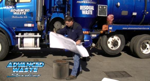 Indiana Liquid Waste Hauler vacuum truck